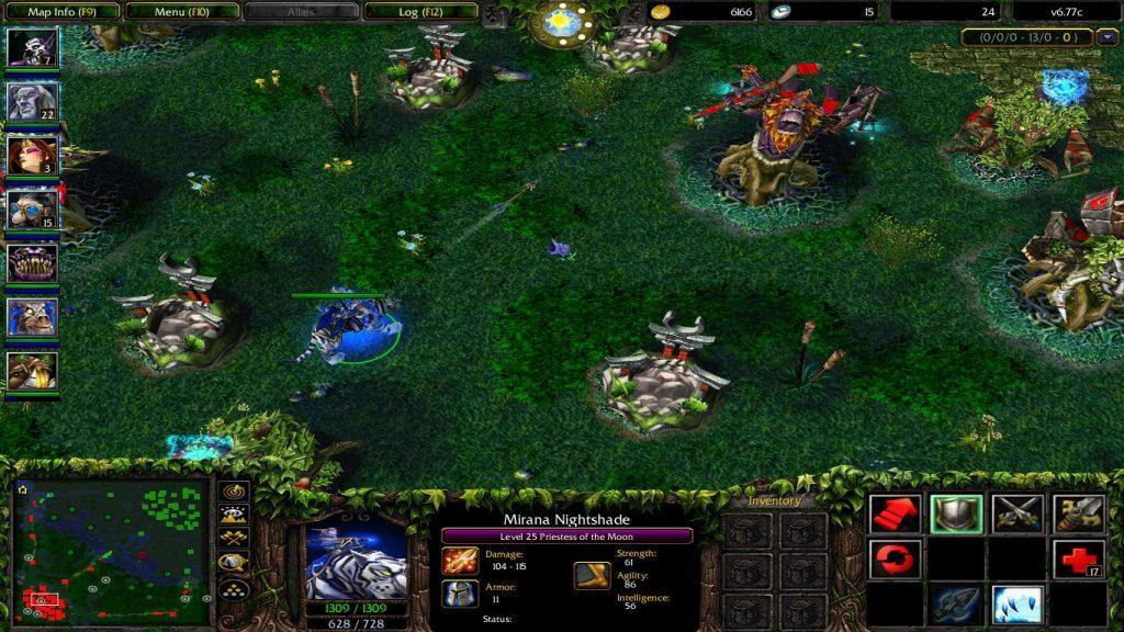 กว่าจะมาเป็น Dota 2 เกมต้นแบบ MOBA หลาย ๆ เกม ข้อมูล ความรู้ ข่าวสาร Game Online E-sports Dota2