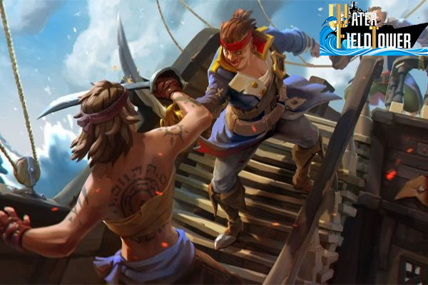 Sea of Thieves เตรียมเสบียงให้พร้อม จับเม้าส์และคีย์บอร์ดให้แน่น มาเล่นเป็นโจรสลัดกัน! ข้อมูล ความรู้ ข่าวสาร Game Review Game Sea of Thieves