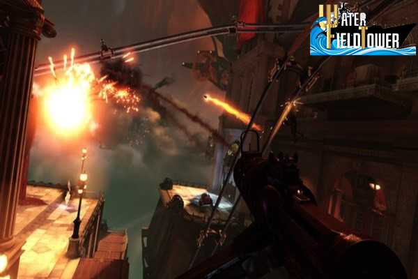 BioShock Infinite เกมที่มีจุดเด่นเนื้อเรื่องที่เข้มข้นและการแอ็คชั่นสุดมันส์ ข้อมูล ความรู้ ข่าวสาร Game ReviewGame BioShockInfinite
