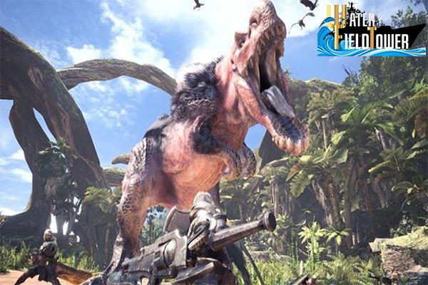 แนะนำเกม Monster Hunter World ข้อมูล ความรู้ ข่าวสาร Game ReviewGame MonsterHunterWorld