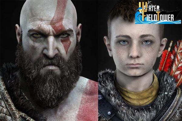รู้จักกับเกม God of War 4 ตำนานผู้ฆ่าเทพ ข้อมูล ความรู้ ข่าวสาร Game ReviewGame GodofWar4