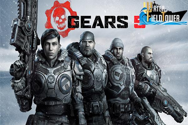 Gears 5 เกมยิงผจญภัยภาพสุดอลังการ ข้อมูล ความรู้ ข่าวสาร Game ReviewGame Gears5