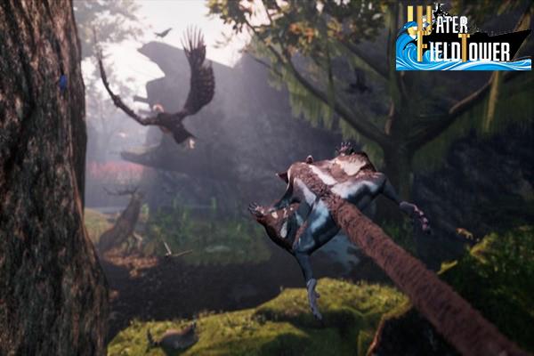 AWAY: The Survival Series เกมที่ผู้เล่นจะได้รับบทเป็นชูการ์ไกลเดอร์ ข้อมูล ความรู้ ข่าวสาร Game ReviewGame AWAY:TheSurvivalSeries